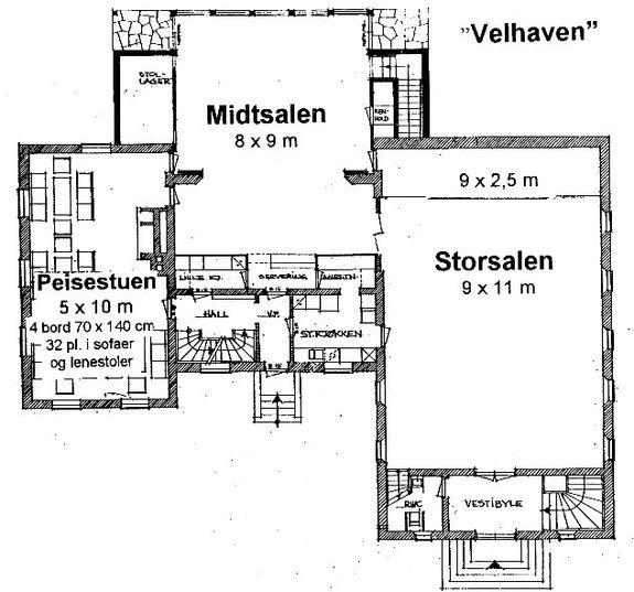 Grunriss-salene-Nordstrandhuset