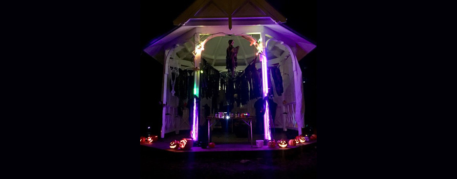Halloween på Nordstrand